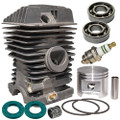 HYWAY STIHL 039 MS 390 49MM CYLINDER, PISTON, RINGS, REBUILD KIT