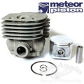 METEOR 50MM CYLINDER,  PISTON RING ASSEMBLY FITS HUSQVARNA 362 365 371 372 XP JONSERED  2071 2171 503 62 6472