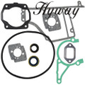 STIHL TS 400 GASKET SET WITH OIL SEALS 42230071050