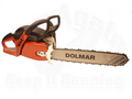 "DOLMAR 5105  CHAINSAW 18"" 3/8 PITCH BAR"