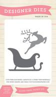 Reindeer Sleigh Die Set