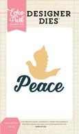 Dove of Peace Die Set
