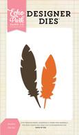 Feather Die Set #2