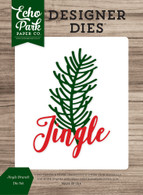 Jingle Branch Die Set