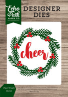 Cheer Wreath Die Set