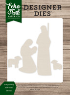 Holy Family Silhouette Die Set