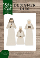 Three Wise Men Die Set