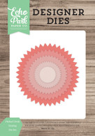 Pinked Circle Nesting Die Set