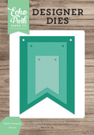 Perfect Pennants Die Set