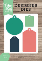 Gift Tags Die Set