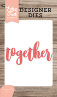 Together Word Die Set