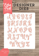 Abigail Uppercase Die Set