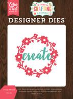 Create Wreath Die Set