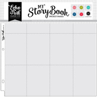 Combo Pack - 12x12 Pocket Page 10 Sheet Pack