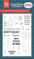 Happy Birthday to You Stamp