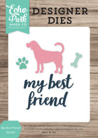 My Best Friend Die Set
