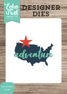 US Adventure Die Set