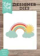 Rainbow & Sunshine Die Set