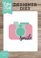 Smile Camera Die Set