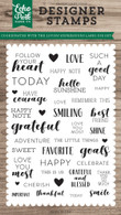 Loving Expressions Stamp