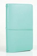 Teal Travelers Notebook
