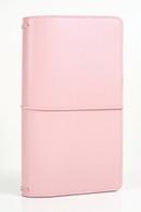 Pink Travelers Notebook