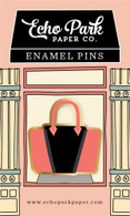 Handbag Enamel Pin