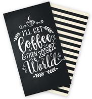 Coffee & Friends Travelers Notebook Insert - Blank