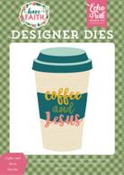 Coffee & Jesus Die Set