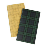Black Watch Travelers Notebook Insert - Lined