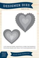 Heart Nesting Die Set