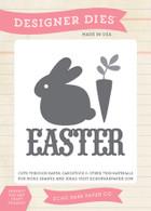 Easter Bunny Die