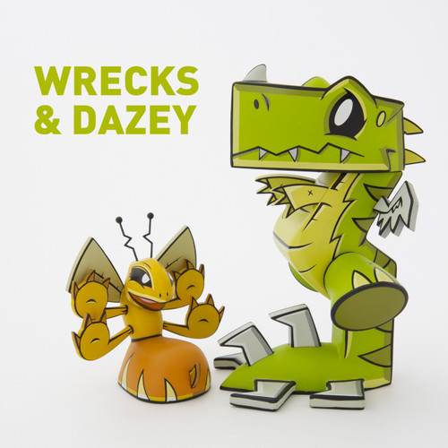 Wrecks and Dazey