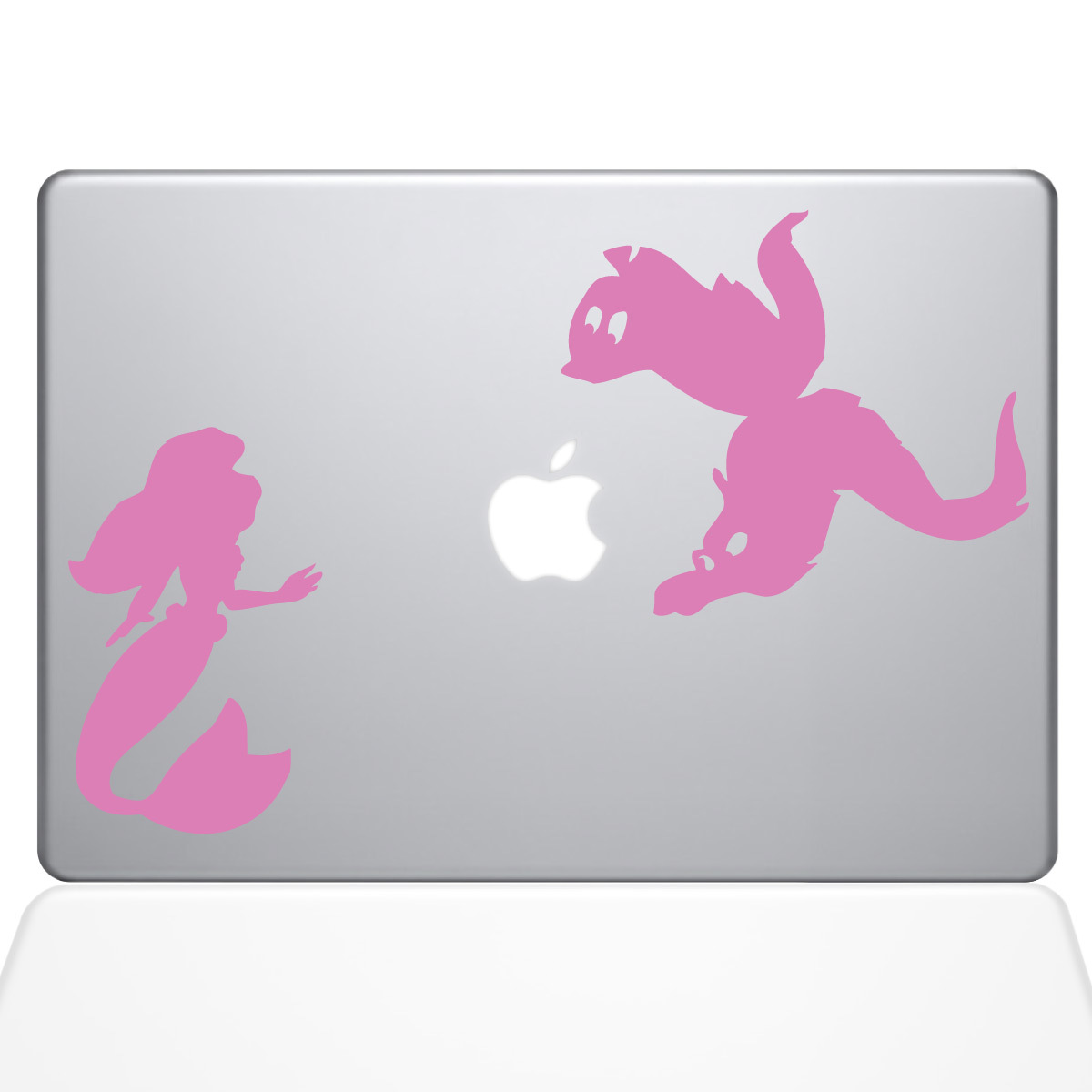 Little Mermaid Mac Decal Sticker