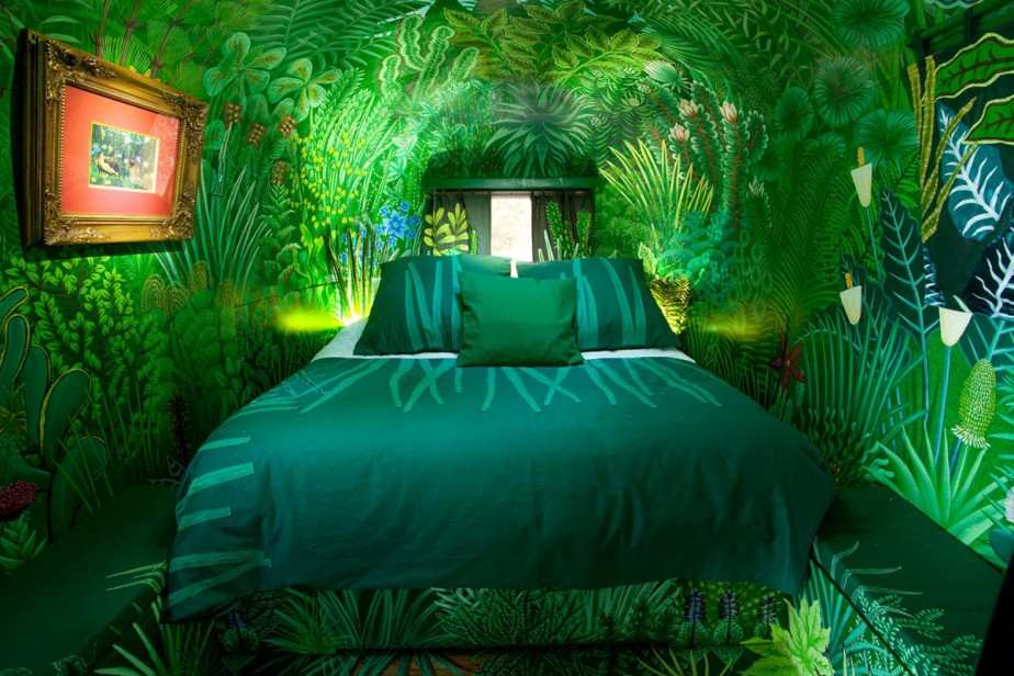 How To Create A Jungle Theme For Your Little One S Bedroom Room The Decal Guru