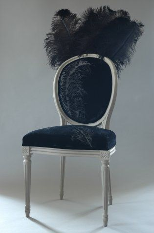 This Burlesque Inspired Chair Is The Perfect Piece For Your Sexy Bedroom.  It Doesnu0027t Even Need An Explanation! Just Look At It U2013 Stunning!