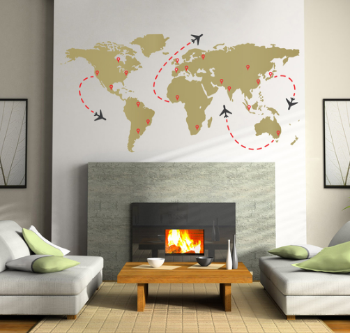 All The Answers You Have About Removing Wall Stickers The Decal Guru - How to remove wall decals