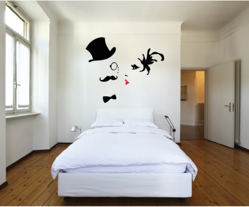 Decorating tips for a burlesque inspired sexy bedroom for Burlesque bedroom ideas