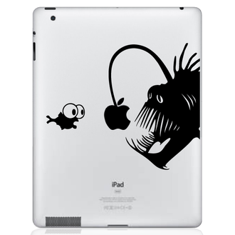 Little Nemo iPad Decal