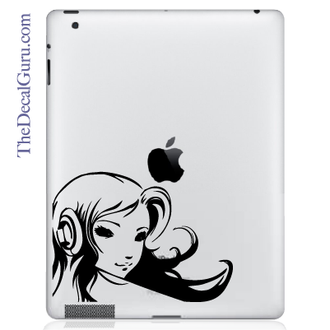 Pepper Pots iPad Decal