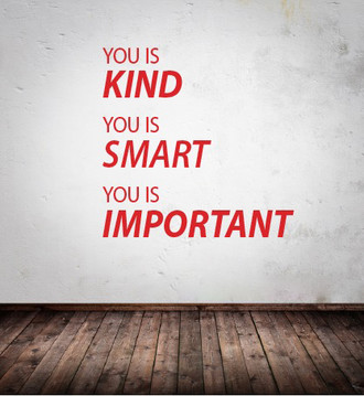 You Is Important Wall Decal