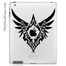 Bird of Prey Emblem iPad Decal