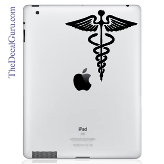 Medical Symbol iPad Decal