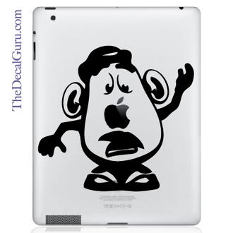 Mr. Potato Head iPad Decal