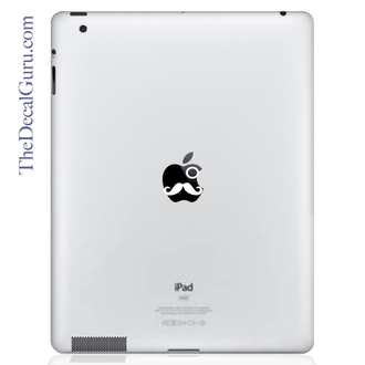 Party of Three iPad Decal