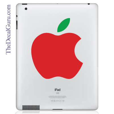 Big Apple iPad Decal