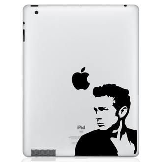 James Dean iPad Decal