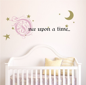 once upon a time wall decal - Wall Decals