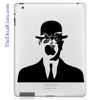 Son of Man iPad Decal sticker