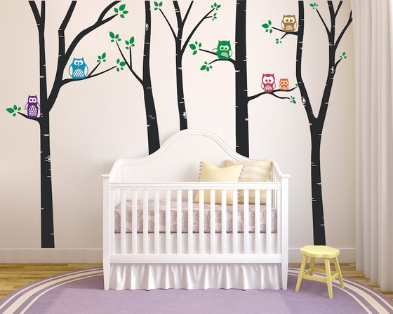 Nursery Wall Decal Part 77